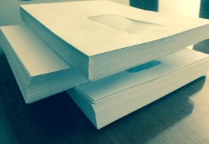 Envelope Stack